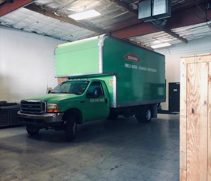 Why trust SERVPRO with any size job?
