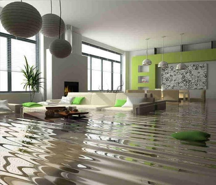 Water Damage The Hazards of Water Damage