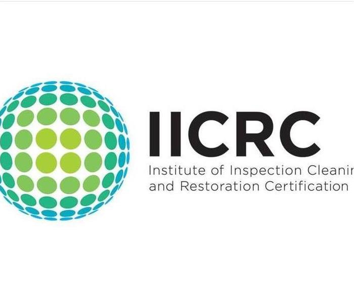 Why SERVPRO The IICRC Standard