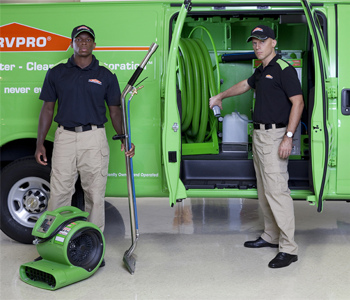 Why SERVPRO Choose SERVPRO of Crescenta Valley / East Glendale